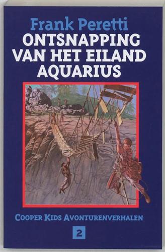 Ontsnapping van het eiland Aquarius (Boek)