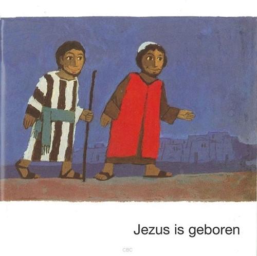Jezus is geboren (Boek)