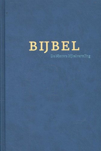 Bijbel Nieuwe Bijbelvertaling (Hardcover)