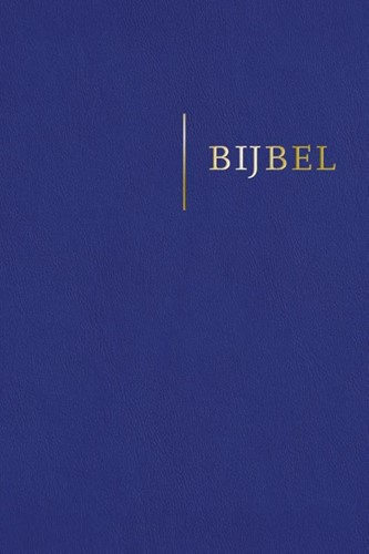 Bijbel Nieuwe Bijbel Vertaling (Hardcover)