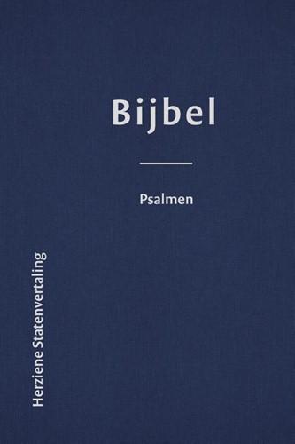 Bijbel met Psalmen, Herziene Statenvertaling (Leer/Luxe gebonden)