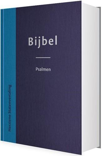Bijbel met Psalmen vivella en index (HSV) + koker - 8,5 x 12,5 cm (Hardcover)