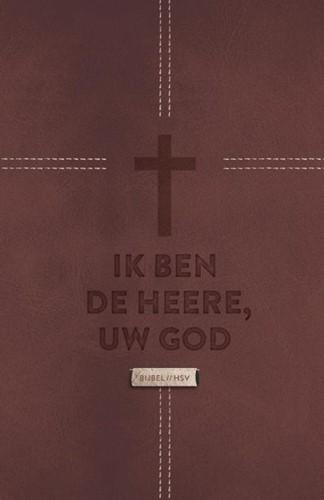 Limited edition Bijbel (HSV) met Psalmen en formulieren - bruin (Hardcover)