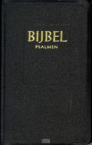 Psalmen 12 gezangen zwart kunstleer goudsnee index ritmisch (Hardcover)