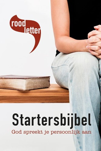 Roodletter Startersbijbel (Hardcover)