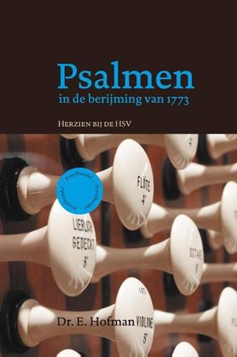 Psalmen in de berijming van 1773 (Boek)