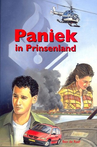 Paniek in prinsen land (Boek)