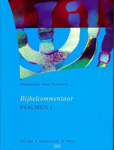 Studiebijbel Oude Testament Bijbelcommentaar PSALMEN I (Hardcover)