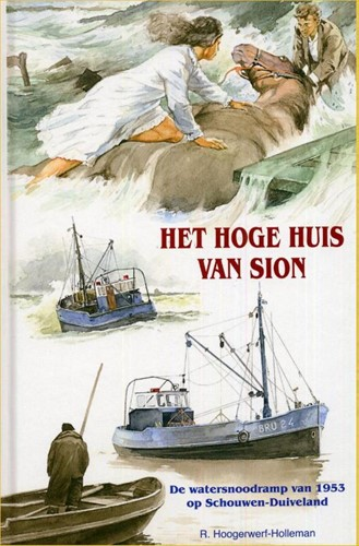 Het hoge huis van Sion (Hardcover)