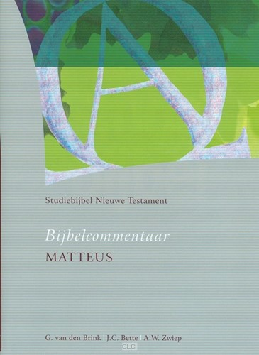 Studiebijbel Nieuwe Testament (Hardcover)