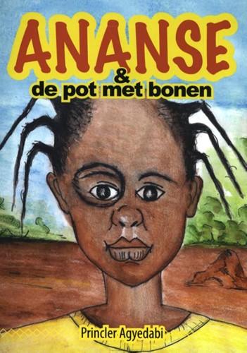 Ananse & de pot met bonen (Paperback)