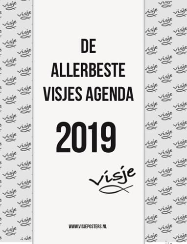 De allerbeste visjes agenda 2019 (Paperback)