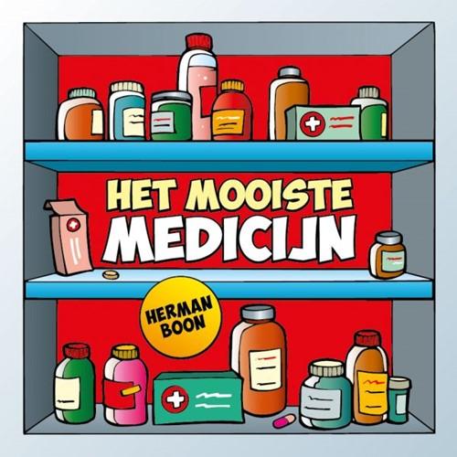 het mooiste medicijn (Boek)
