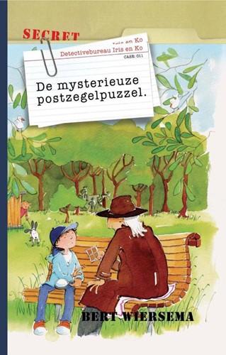 De mysterieuze postzegelpuzzel (Hardcover)
