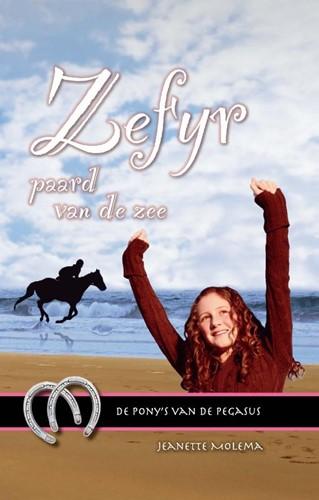 Zefyr, paard van de zee (Hardcover)