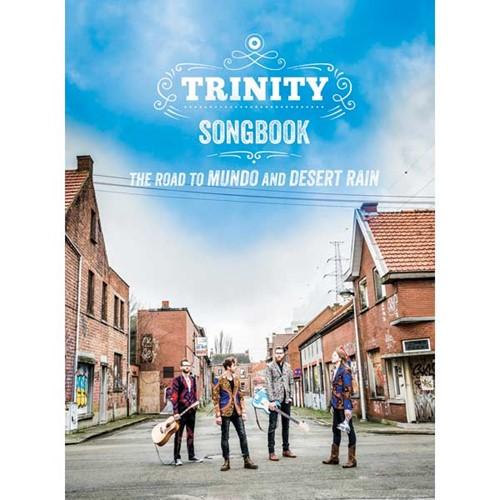 Songbook the road to mundo and desert rain (Boek)