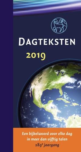 Dagteksten 2019 (Paperback)
