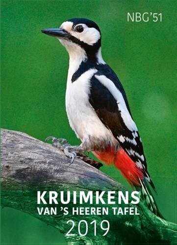 Kruimkens van 's Heeren Tafel 2019 (Hardcover)