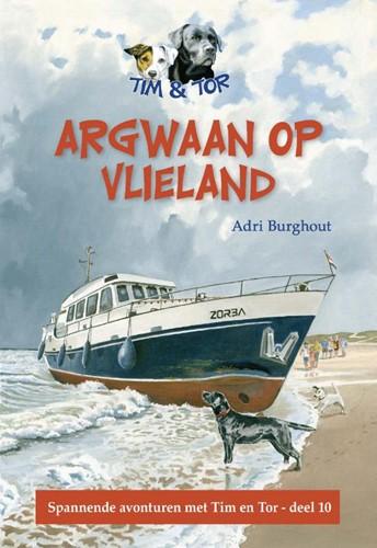 Argwaan op Vlieland (Hardcover)