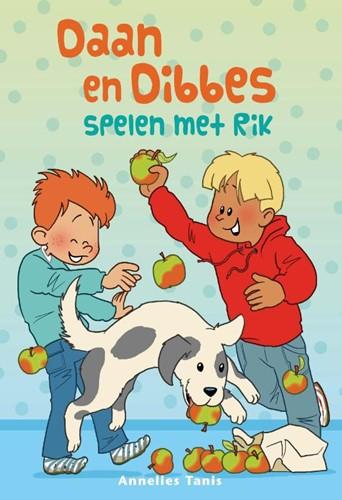 Daan en Dibbes spelen met Rik (Hardcover)
