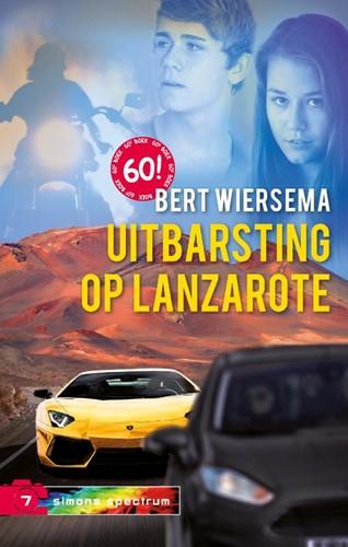 Uitbarsting op Lanzarote (Hardcover)