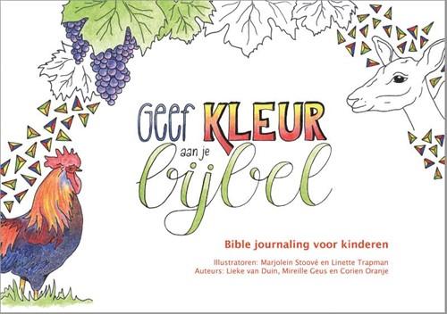 Geef kleur aan je bijbel (Paperback)