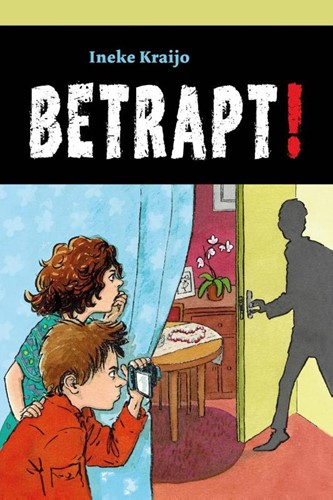 Betrapt! (Hardcover)