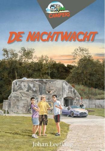 De nachtwacht (Hardcover)