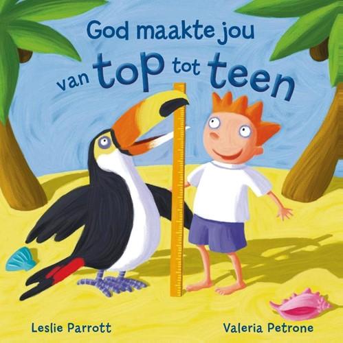 God maakte jou van top tot teen (Hardcover)