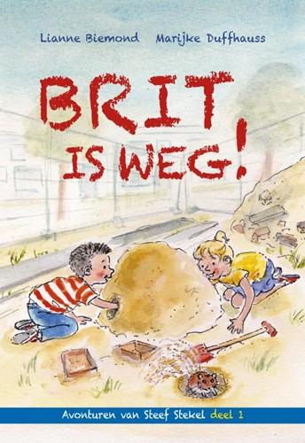 Brit is weg! (Paperback)
