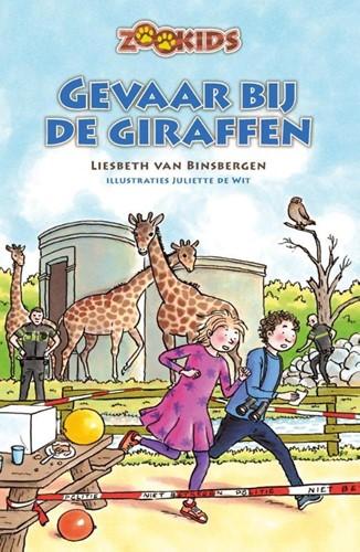 Gevaar bij de giraffen (Hardcover)