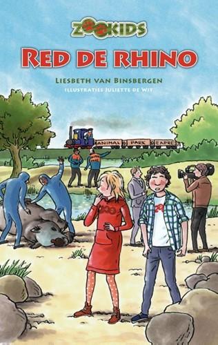 Red de rhino (Hardcover)