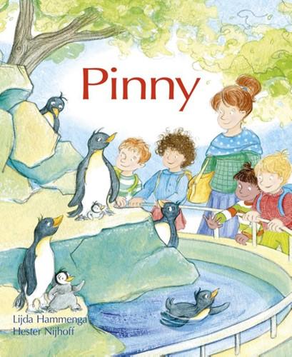 Pinny de pinguïn (Hardcover)