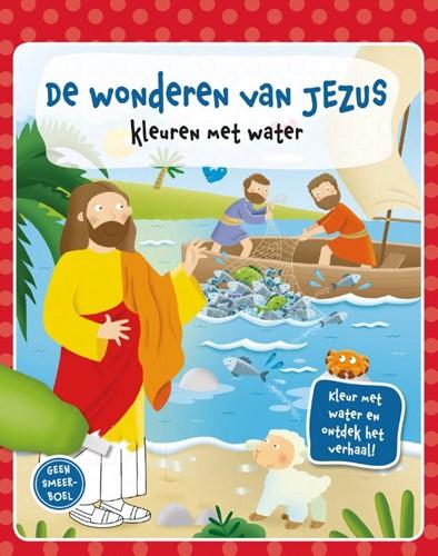 De wonderen van Jezus (Hardcover)