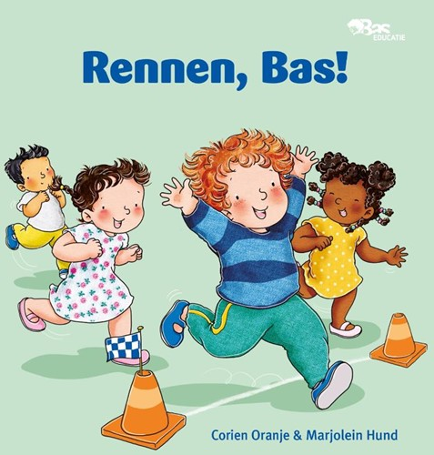 Rennen, Bas! (Hardcover)