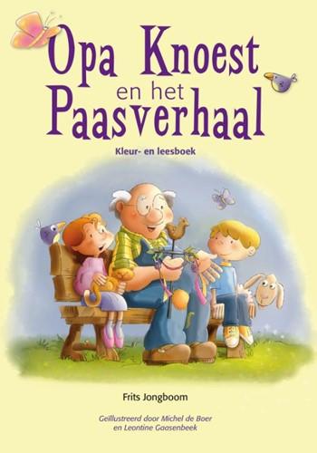 Opa Knoest en het paasverhaal (Brochure)