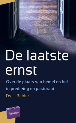 De laatste ernst (Paperback)