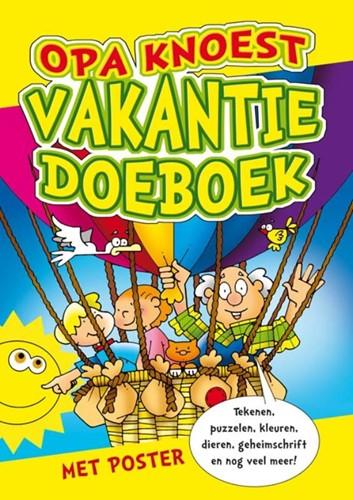 Vakantiedoeboek (Boek)