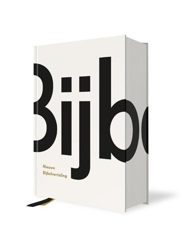 Bijbel Nieuwe Bijbelvertaling - Standaardeditie (wit) (Paperback)