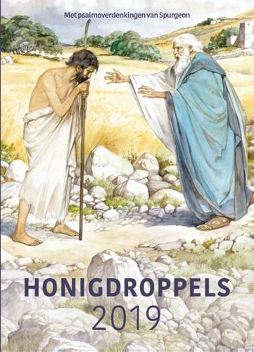 Honigdroppels 2019 (Hardcover)