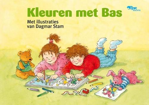 Kleuren met Bas (Paperback)