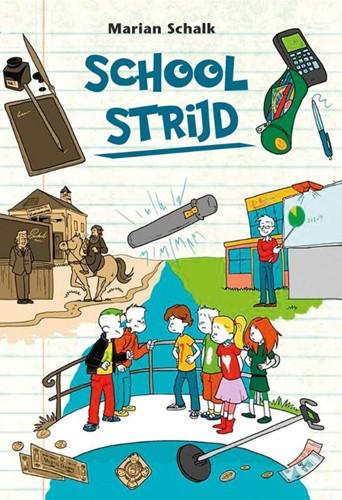 Schoolstrijd (Hardcover)