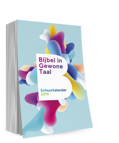 Bijbel in gewone taal scheurkalender 2019 (Paperback)