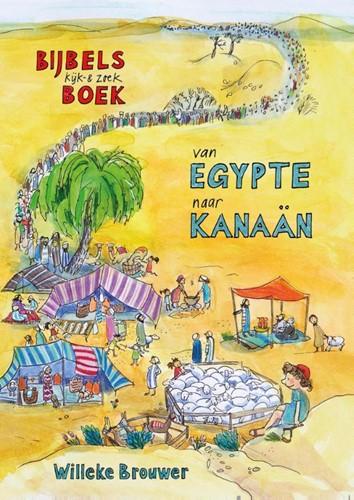 Van Egypte naar Kanaän (Hardcover)