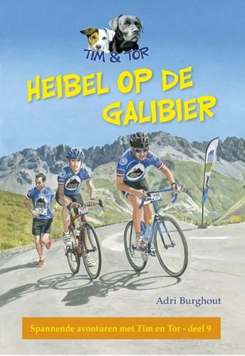 Heibel op de Galbier (Hardcover)