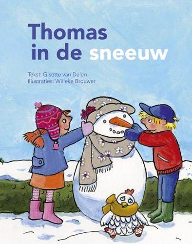 Thomas in de sneeuw (Hardcover)