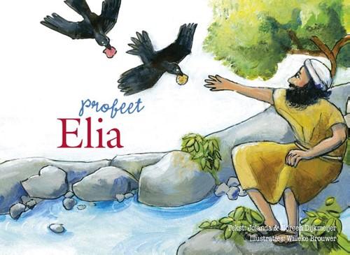 Profeet Elia (Hardcover)
