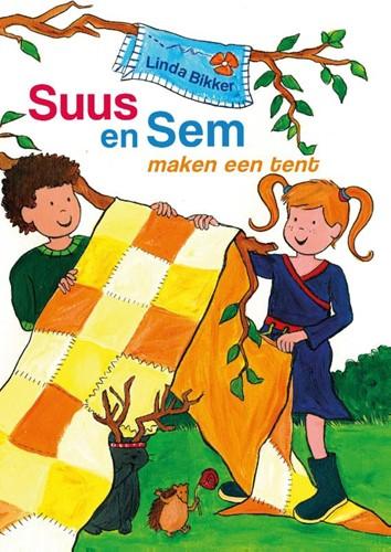 Suus en Sem maken een tent (Hardcover)