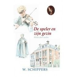 De speler en zijn gezin (Hardcover)