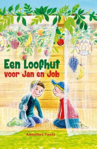 Een loofhut voor Jan en Job (Hardcover)